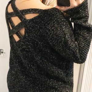 Vintage Hand Knit Chunky Oversized Sweater